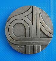 """#1751# Médaille """"Ouverture de la liaison autoroutiere de Lille à Marseille"""""""