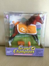 Grand Champions Model Horse Running Foal New in Box!