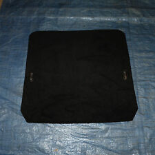 OE 96-04 Chevrolet Corvette C5 Rear Center Trunk Carpet Floor Panel Cover Black