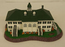 Norman Rockwell BERKSHIRE PLAYHOUSE Hometown Village Sculpture #82288 NEW in BOX