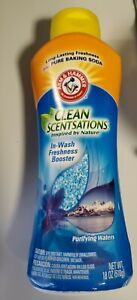 Arm & Hammer in-Wash Scent Booster Purifying Waters Nature 18 Ounce (Pack of 1)