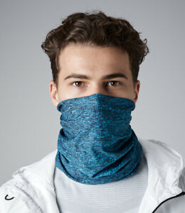 Beechfield Morf Snood Spacer Marl Scarf Neck Head Warmer Face Mask Covering