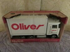 VINTAGE NYLINT FORD OLIVER CITY DELIVERY PANEL TRUCK - 1/24 SCALE BOXED UNOPENED