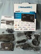 SiriusXm Onyx Ezr Satellite Radio with Vehicle Kit - Model Sxezr1V1