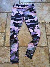Camo Yoga Pants Size 14/16