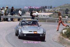 Marotta & Benedini Opel GT 1900 Targa Florio 1971 Photograph
