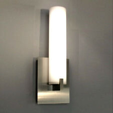 ELF1i  White Opal Frosted Glass Wall Sconce Lamp
