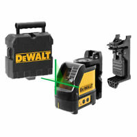 New  DEWALT DEW088CG DW088CG Cross Line Green Laser