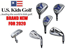 US Kids Golf Individual Clubs **FULL RANGE AVAILABLE**