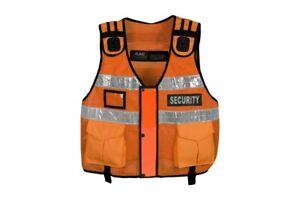 New Model Hi Viz Tactical  Dog Handler Vest ,CCTV Security Vest , Tac Vest