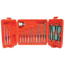 NEW Grip Tools 35225 20-Piece Quick Change Drill Bit Set In Carrying Case, Cheap