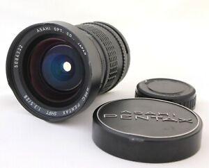 [Exc Pentax SMC Pentax Shift 28mm F/3.5 Lens Pentax K Mount from Japan
