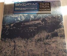 TRUPA TRUPA - HEADACHE-DOUBLE ALBUM VINYL NEUFSCELLÉ