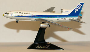 Herpa Wings 1:500 All Nippon ANA Lockheed L-1011 Tristar id NH50006 relsd 2000
