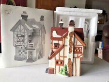 Dept. 56 Dicken's Village Retired Bumpstead Nye Cloaks & Canes