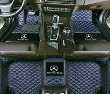 Auto Fußmatten für Mercedes-Benz E-Klasse W213/S213,W212/S212,W211/S211,A238