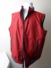 Vintage Chaps Women's Winter Full Zip Vest Size XXL