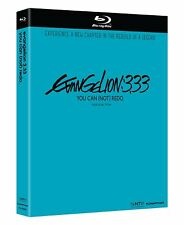 Evangelion 3.33: You Can (Not) Redo (Blu-ray Disc, 2016, 2-Disc Set)