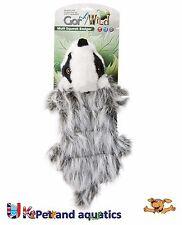 Gor Pets Dog Toy, Wild Multi-Squeak Badger 30cm GW26