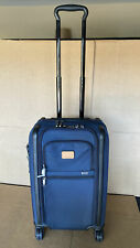TUMI Alpha 3 Dual Acces International Expandable 4 Wheel Carry-On Recycled