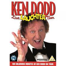Ken Dodd Live Laughter Tour 5018755259319 DVD Region 2