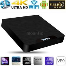W95 Android 7.1 TV Box Amlogic S905W Quad Core 2Go/16Go UHD WIFI H.265 3D Media