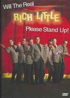 WILL THE REAL RICH LITTLE PLEASE STAND UP NEW DVD