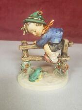 "New ListingGoebel Hummel Figurine ""Retreat To Safety� #201/I - 1948 Tmk 5"