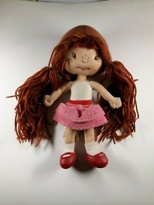 Strawberry Shortcake Plush Doll 2004