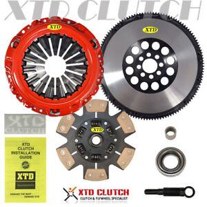 XTD STAGE 3 HD CLUTCH KIT + PRO-LITE FLYWHEELKIT FITS 350Z G35 VQ35DE Z33 NISMO