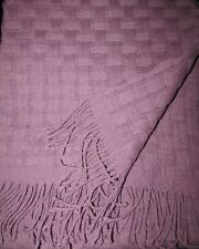 Cover, Plaid, Bedspread 135x180 cm Wool Blend