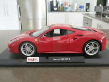 1:18 MAISTO FERRARI 488GTB RED *NEW*