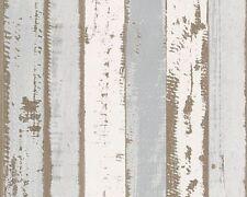 Wandtapeten Holzoptik und mit Motiv