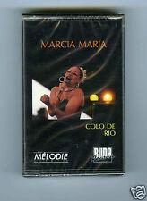 CASSETTE TAPE (NEW) BREZIL MARCIA MARIA COLO DE RIO