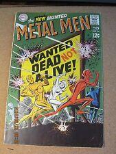 Metal Men # 34 November 1968 DC Comics - Mike Sekowsky