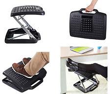 Carepeutic Ergo-Comfort Pressure Balancing Footrest Ergonomic Adjustable Folding