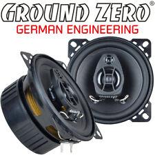 Ground Zero GZIF 40X 10cm 2 Wege Koax Lautsprecher Paar 100mm Coax Speaker