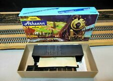 Athearn 2090 HO Scale Undecorated GRAIN LOADING BOXCAR KIT