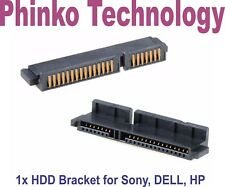 New Hard Drive Interposer Adapter Connector For Dell HP SONY HDD Bracket