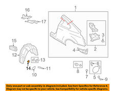 NISSAN OEM Interior-Cowl Trim Clip 0155305131