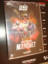 DVD N° 3 BABY RECORD MARQUEZ 2013 UN ANNO DI MOTOMONDIALE