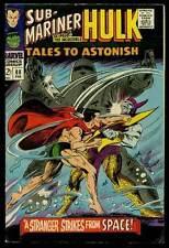 TALES TO ASTONISH #88 - Sub-Mariner - Hulk