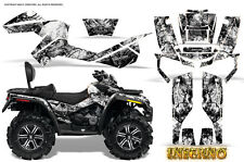CAN-AM OUTLANDER MAX 500 650 800R GRAPHICS KIT DECALS STICKERS INFERNO W
