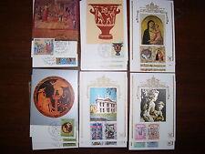 Vatican City 1983 Compete Maxi CardsYear Set
