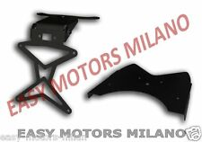 404399 Porta targa portatarga Regolabile Yamaha T-Max T Max 500 2008 2011 nero