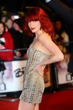 Florence Welch A4 Photo 4