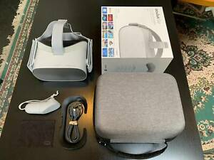 Oculus Go 64GB VR Headset with Travel Case
