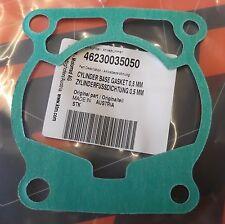 Genuine KTM SX50 SX65 L/C Cylinder Base Gasket 0.50mm 46230035050 Fussdichtung