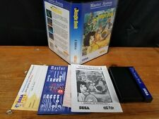 The jungle Book Sega Master System Tec Toy Brazil