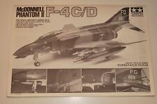 TAMIYA F-4C/D PHANTOM II 60305 *PARTS* INSTRUCTION MANUAL 1/32